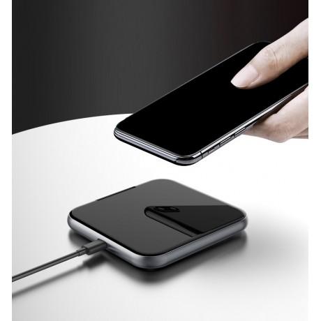 Chargeur à induction stand up - Noir