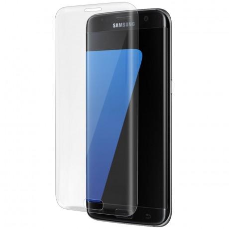 Vitre de protection en verre trempé Galaxy S7 Edge