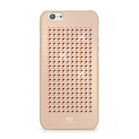 Protection Arriere Or Rose Rock Iphone 6/6s