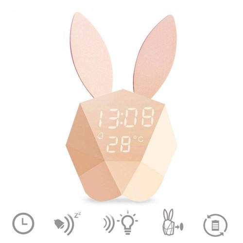 Lampe LED Lapin aimantée...