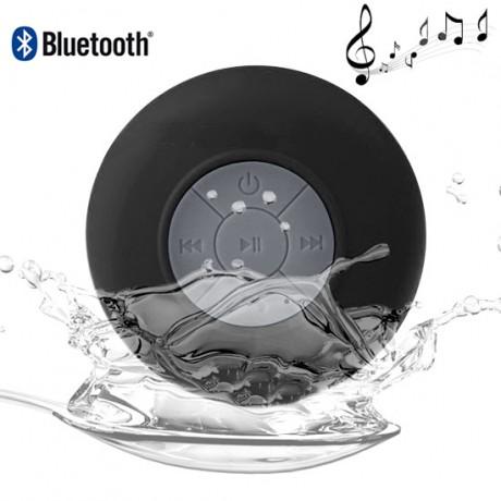 Enceinte Bluetooth étanche 3 watts -  Noir