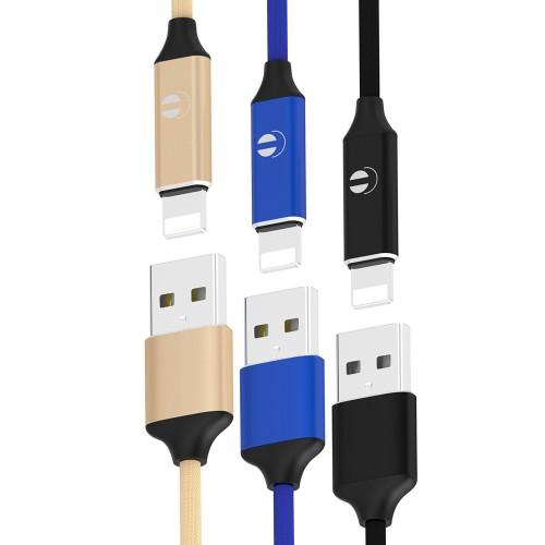 Lot de 3 câbles USB avec...