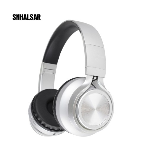 Casque stéréo Bluetooth -...
