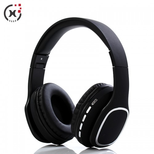 Casque audio Bluetooth - Noir