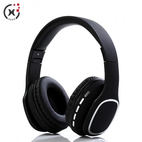 Casque audio Bluetooth - Noir