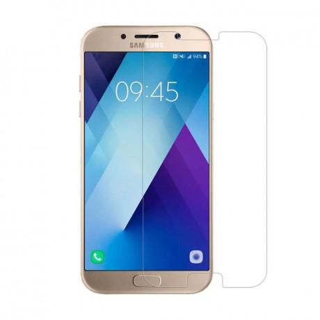 Vitre protectrice avant en verre trempé pour Samsing Galaxy A5 2017