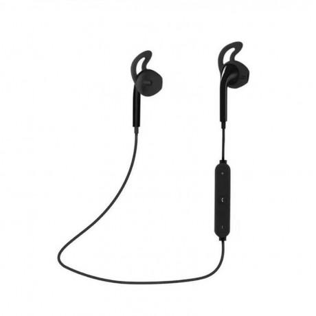 Ecouteurs Bluetooth 4.2 avec micro intégré - Noir
