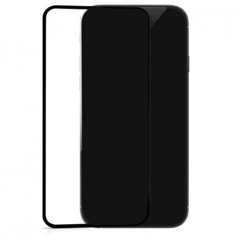 Vitre protectrice intégrale 10D noire pour iPhone 6/6S