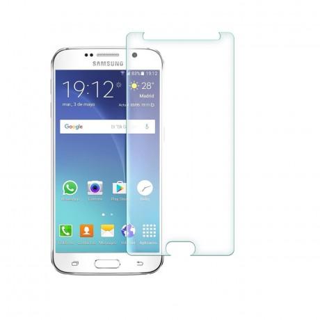 Vitre protectrice avant en verre trempé pour Samsing Galaxy S6
