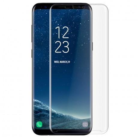 Vitre de protection en verre trempé pour Samsung Galaxy Note 8