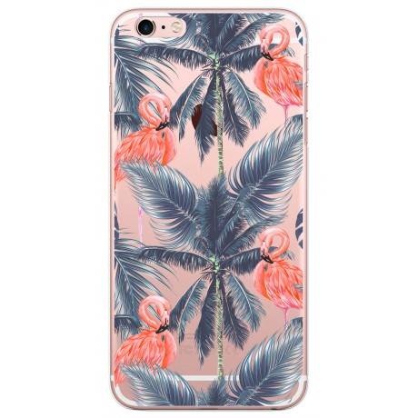 Coque LACOQUE'IN pour iPhone 6/6S - Tropical