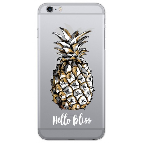 Coque LACOQUE'IN pour iPhone 6/6S -Ananas Bliss