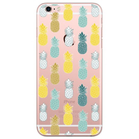 Coque LACOQUE'IN pour iPhone 6/6S -Ananas
