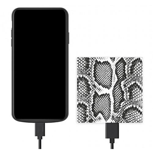 Enceinte Audio Bluetooth Champignon avec Ventouse Noir