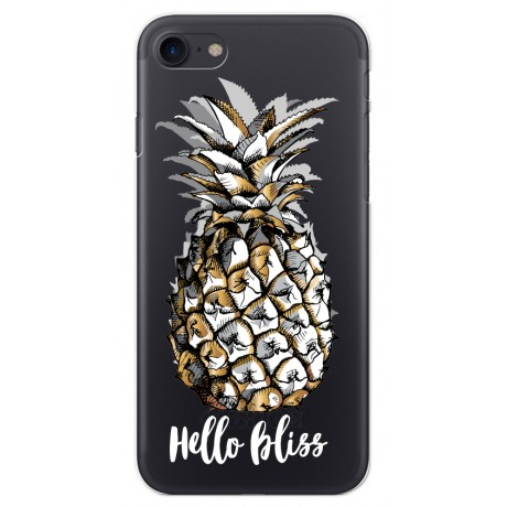 Coque LACOQUE'IN pour iPhone 7/8 - Ananas Bliss