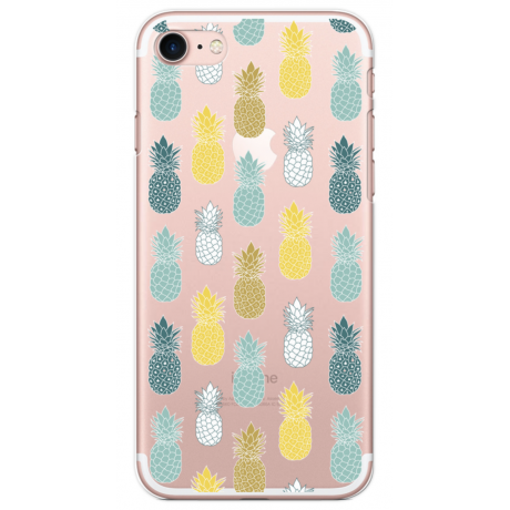 Coque LACOQUE'IN pour iPhone 7/8 - Ananas