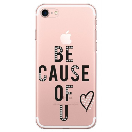 Coque LACOQUE'IN pour iPhone 7/8 - You