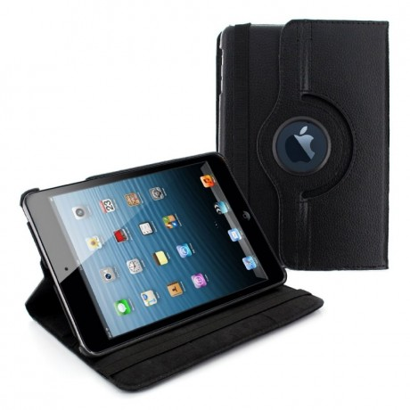 Etui rotatif 360° pour iPad Air 1/2 - Noir