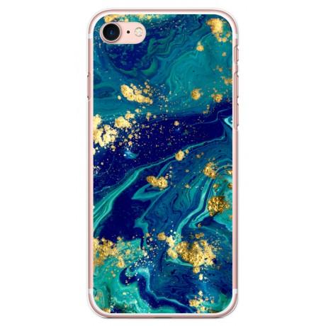 Coque LACOQUE'IN pour iPhone 7/8 - Marbre