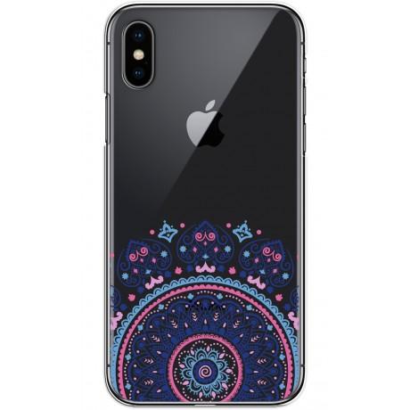 Coque LACOQUE'IN pour iPhone X/XS - Mandala