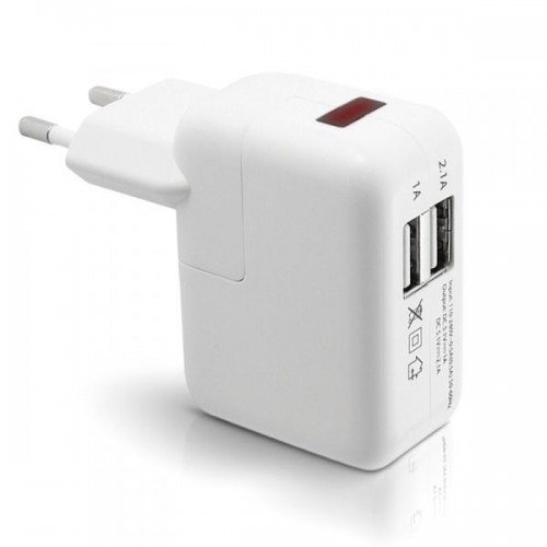 Chargeur secteur 2 ports USB